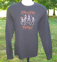 Boogie Fever long sleeve t-shirt