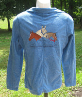 Horse Collage Jacket