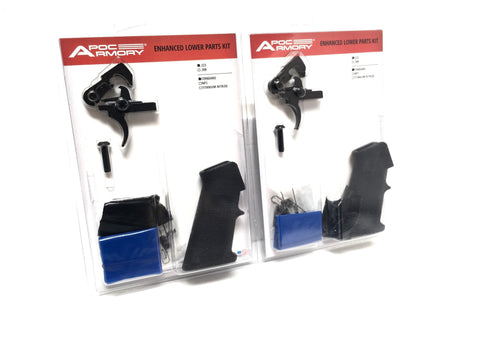 APOC Armory Enhanced Lower Parts Kit (Multi Pack)