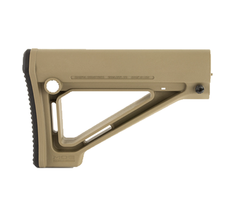 Magpul MOE Fixed Mil Spec Stock (FDE)