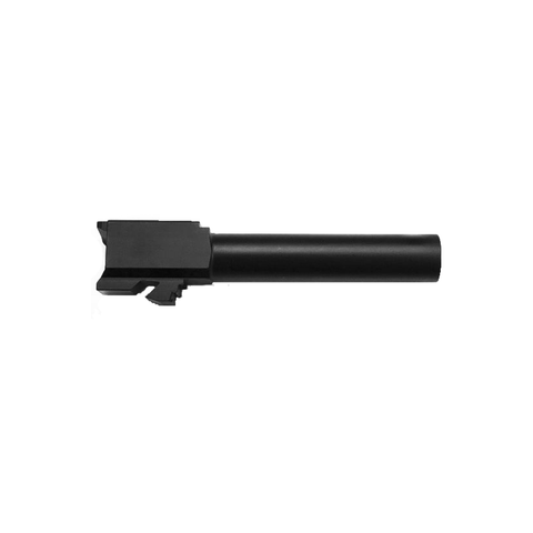 Black Nitride Drop In Glock 17 Barrel