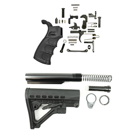 Budget Lower Build Kit