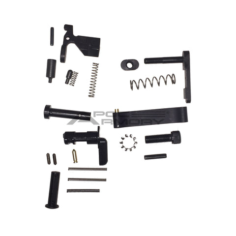 Lower Parts Kit minus Fire Control Group (Trigger) & Pistol Grip