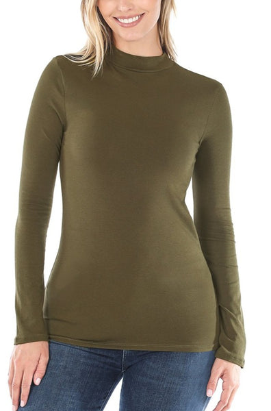 Army - Essential Turtleneck Top - Adami Dolls