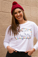 FINAL SALE - Friends Long Sleeve Holiday Shirt - Adami Dolls