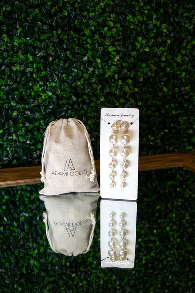 Haley Drop Earrings - Adami Dolls