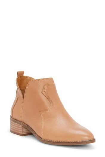 FINAL SALE - Lucky Brand Latte Leather boots - Adami Dolls