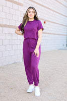 Purple - Everly Lounge Set