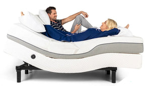 Niagara Therapy Sleep System 'Adjustamatic' Electric Adjustable Bed