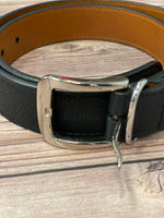 Shinola Belt - <P>SIZE 32</P> <P>BLACK</P> <P>LEATHER</P>