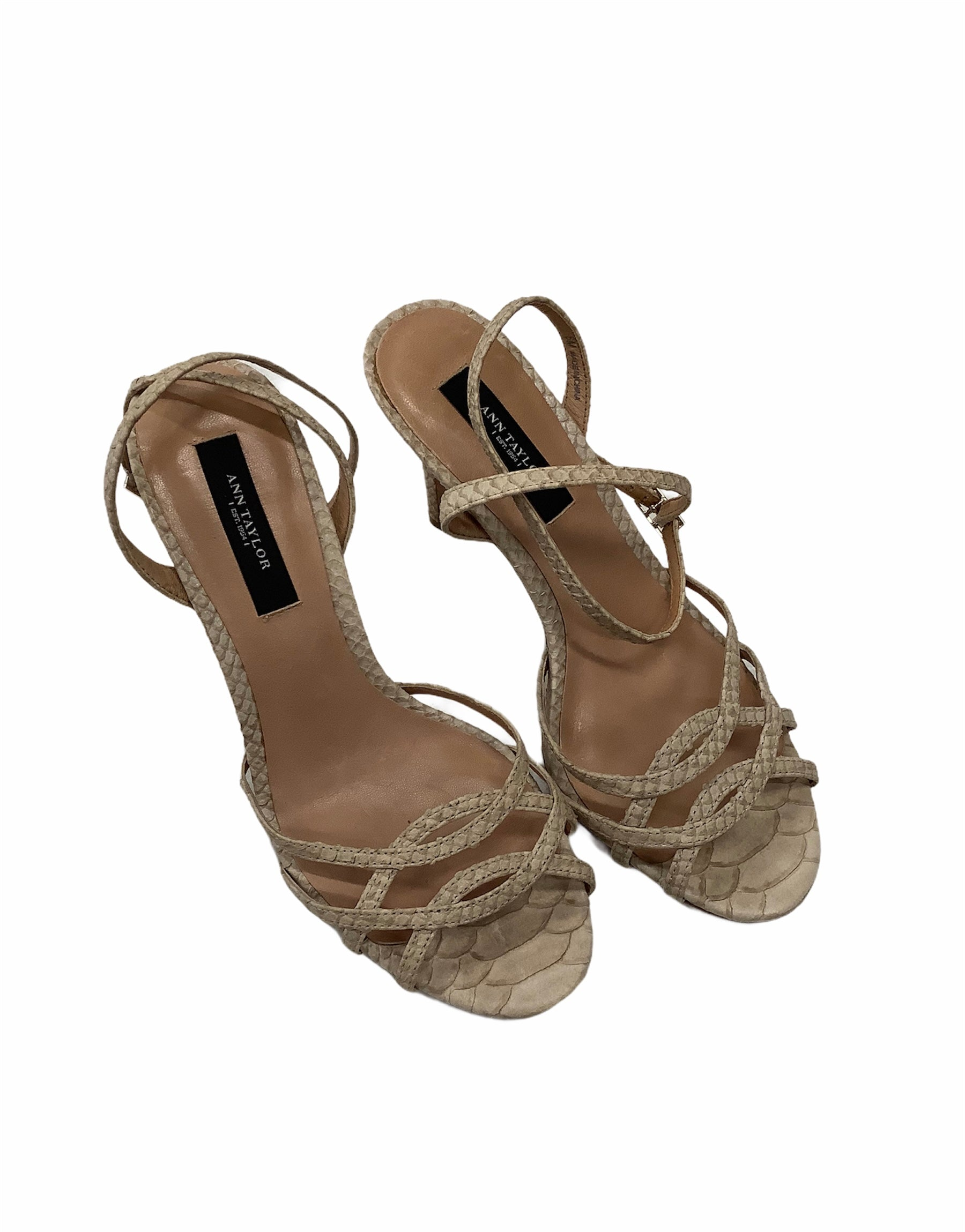Ann Taylor Kitten Heels - <P>SMALL HEEL AND IN