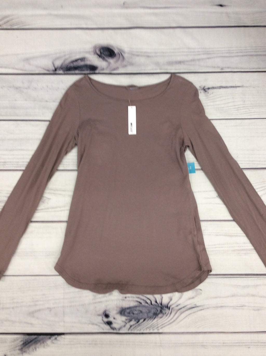 NWT L.A. Made Long Sleeve Top