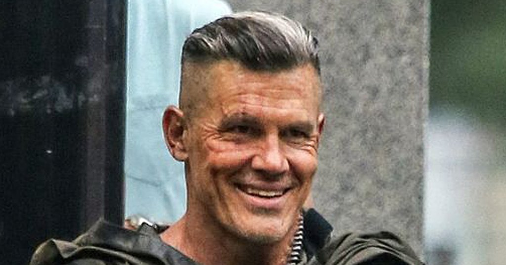 How To Get The Josh Brolin Cable Haircut From Deadpool 2 Regal