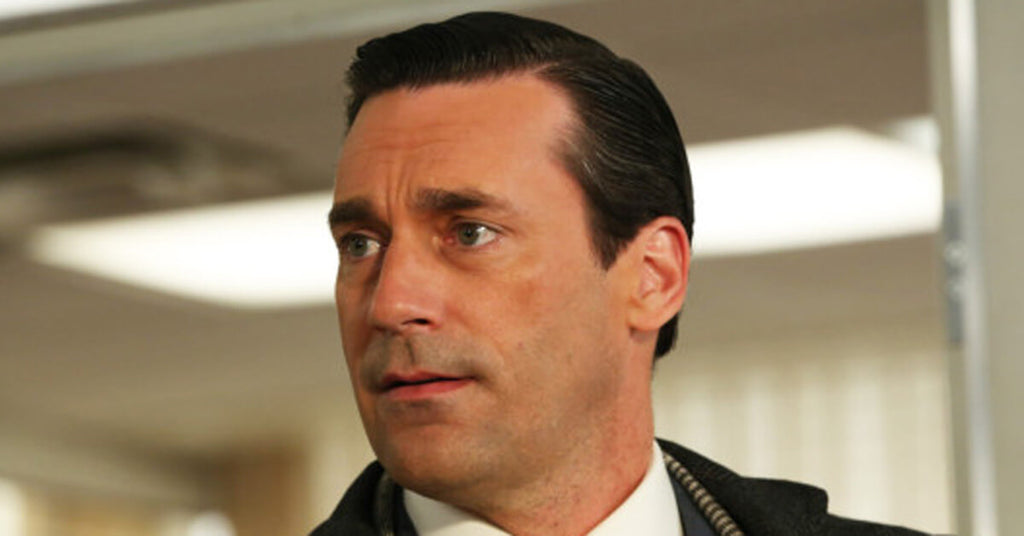 How To Get The Don Draper Mad Men Haircut Jon Hamm Hairstyle