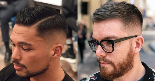 Facial Hair Styles Pictures: 10 Short Beard Styles For Men With Beards Of All Shapes