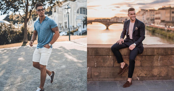The Best Men's Summer Outfits