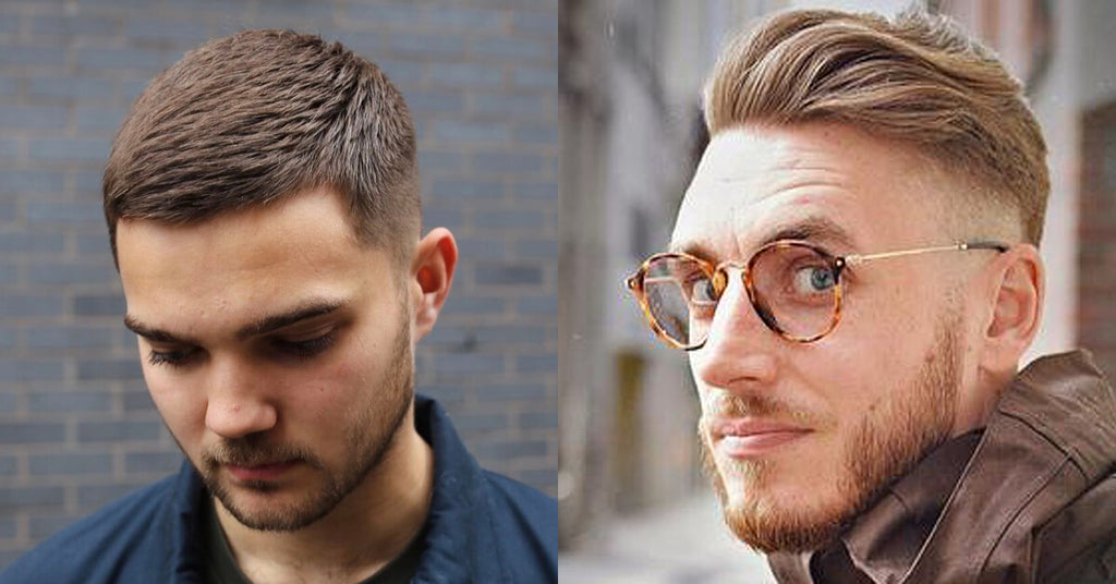 The Best Haircuts For Men With Thick Hair Thick Hairstyles Men