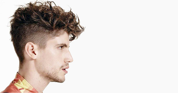 Top Tips For Men With Curly Hair