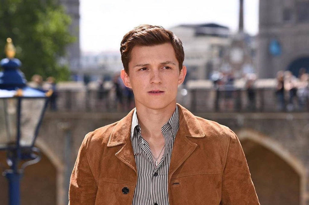 How To Get The Tom Holland Haircut – Regal Gentleman