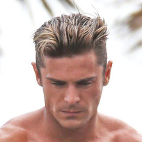Zac Efron Baywatch Hair How To Get The Haircut Mens Hairstyle