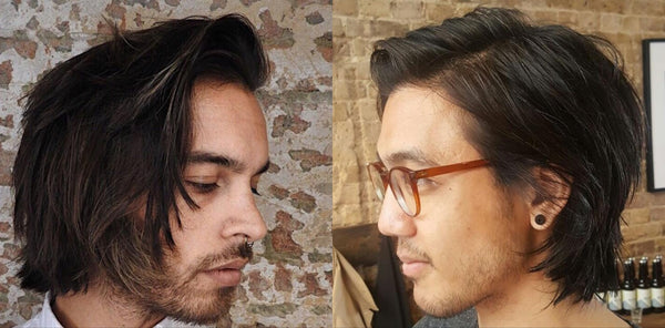 | 4 Popular Long Haircuts For Men For Autumn Winter 2017 | Mens Longer Hairstyles