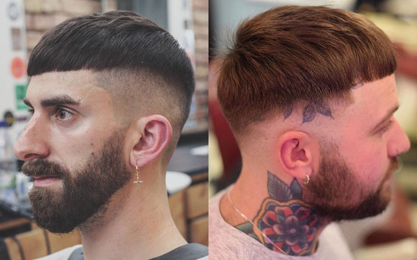 Men's 90s Haircut Trends Updated For 2018 | Bowl Cut