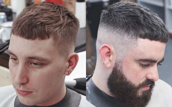 Men's 90s Haircut Trends Updated For 2018 | Caesar Cut