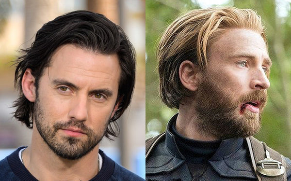 Men's 90s Haircut Trends Updated For 2018 | Heartthrob hair