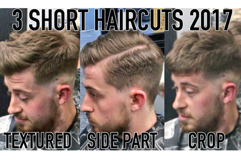 Spring Summer 2017 Short Mens Popular Hairstyle Trends | Hair For Men