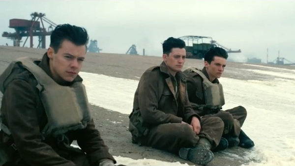 Harry Styles Dunkirk Movie 1940s Haircut - What Is The Hairstyle? How To Style Hair?