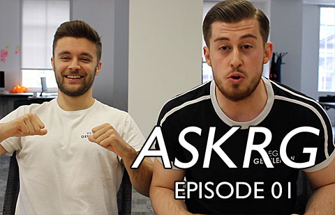 #ASKRG Episode 1