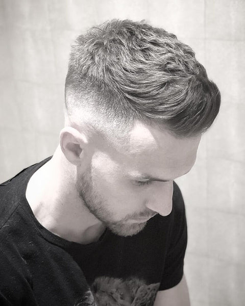 How To Get The New Aaron Ramsey Haircut 2018