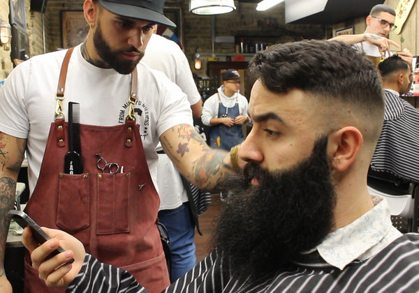 Advice That Works Whether Talking To A Barber For The First Or Tenth Time | Talking To Your Barber | First Time Visiting New Barber