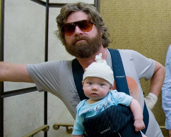25 Best Halloween Costume Ideas For Men With Beards - Alan The Hangover