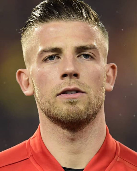 How To Get The Toby Alderweireld Haircut