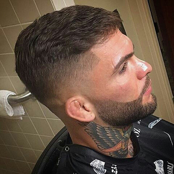 How To Get The Cody Garbrandt Hairstyle | What Is The Cody Garbrandt haircut