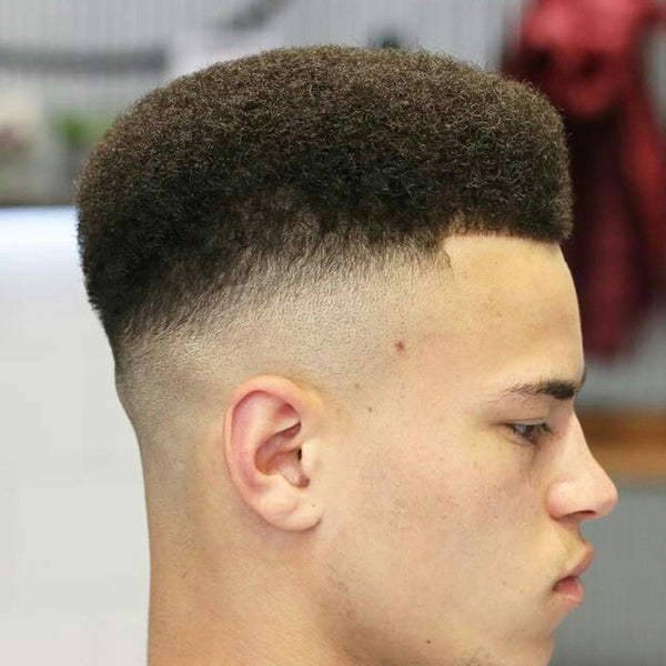 High top fade hair by @drewrys_ | Best Mens Haircuts 2017
