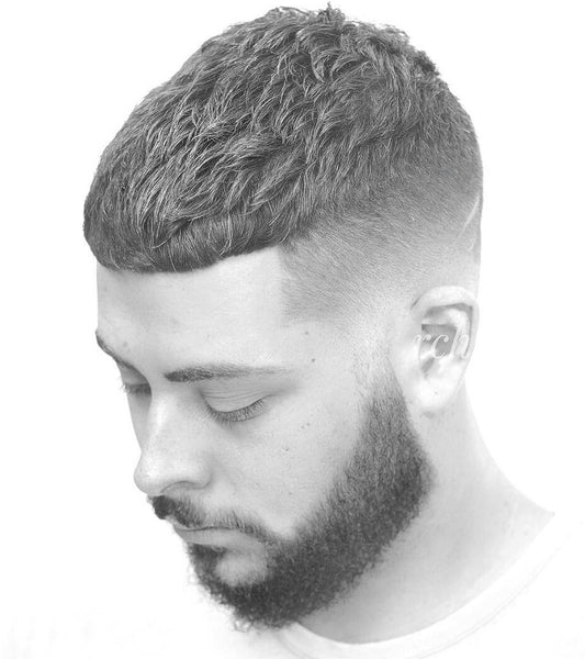 Textured crop haircut by @ryancullenhair | Best Mens Haircuts 2017