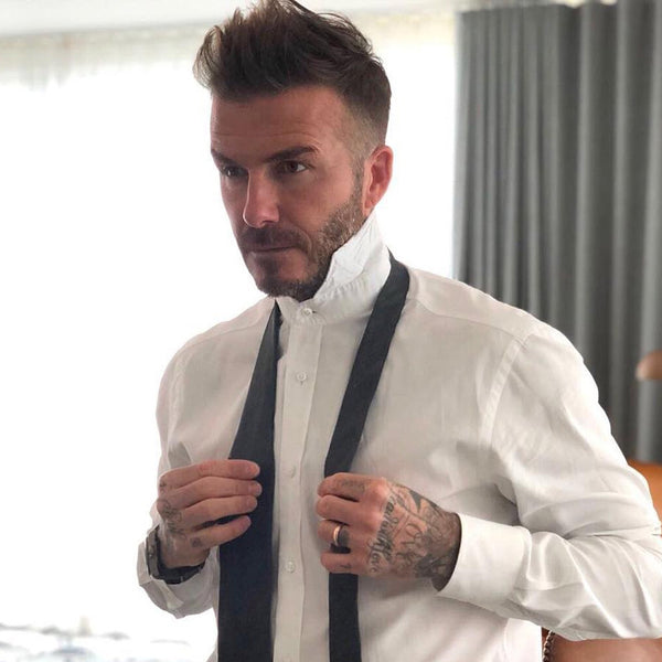 How To Get David Beckham S New Shorter Amp Textured Haircut