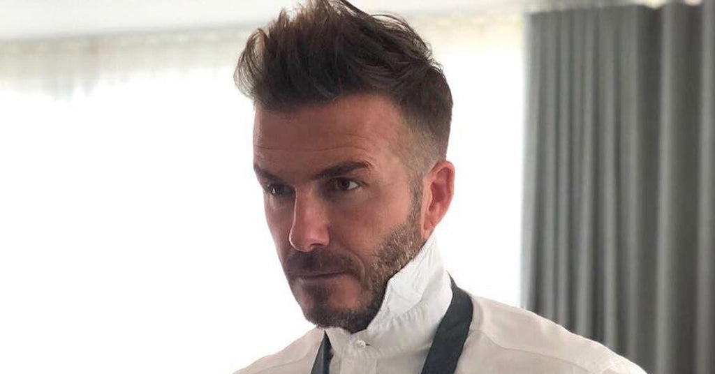 How To Get David Beckham's New Shorter & Textured Haircut