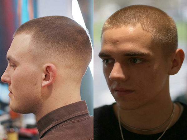 Buzz cut | Short mens haircuts spring summer 2017 | Short Hairstyles For Men