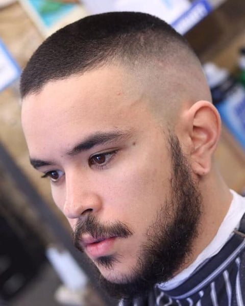 The Buzz Cut - What Is It? How To Style? Different Buzz Cut ...