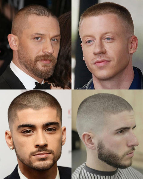 5 Timeless Military Haircuts For Men | Army Haircuts