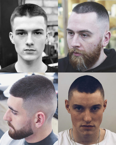 The 9 Biggest Men's Haircut Trends To Try For Summer 2018 | Buzz Cut Haircuts For Men 2018