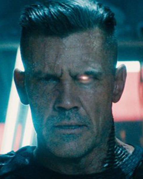 Josh Brolin Cable Haircut Deadpool 2