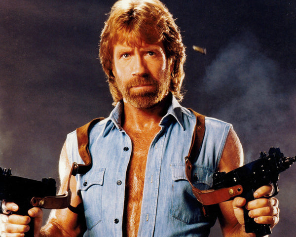 25 Best Halloween Costume Ideas For Men With Beards | Chuck Norris