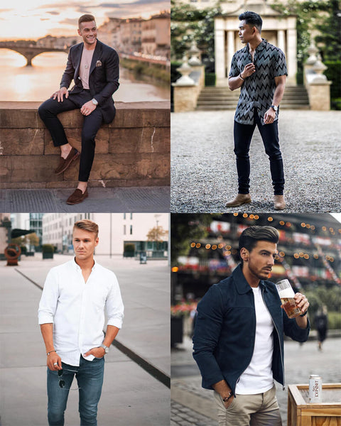 Summer Date Night Outfits For Men | The Best Men's Summer Outfits