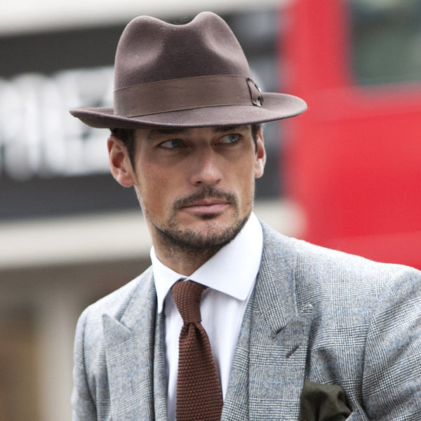 The Gentleman Diaries - David Gandy Style