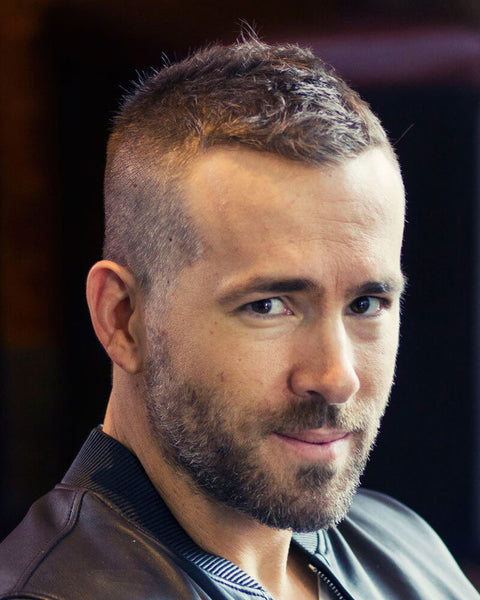 How To Get The Ryan Reynolds Deadpool Haircut \u2013 Regal Gentleman