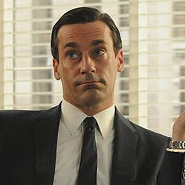How To Get The Don Draper Mad Men Haircut | Jon Hamm ...